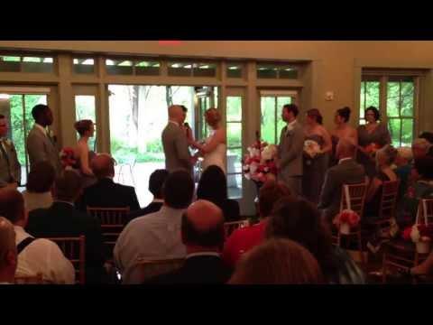 Colleen Hanley and John Brooks Wedding