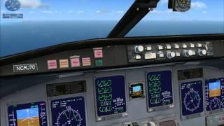 FSX Mission Caribbean Landing HD