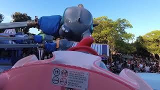 Dumbo the Flying Elephant - Disneyland