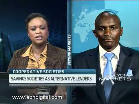 Savings & Cooperative Societies in East Africa