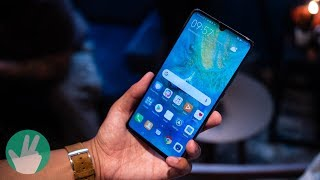 android 9.0 pie mate 20 x