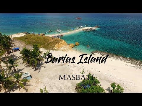 Burias Island Masbate..(Sombrero Island. Atlasa resort.Mermaid's Cove)