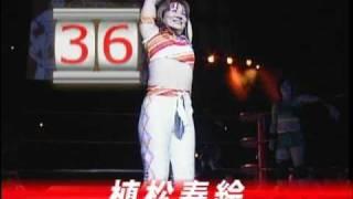 UEMATSU&NAKAGAWA&CHERRY vs SHIDA&FUJIMOTO&OBIHIRO - SMASH Happneing Eve'