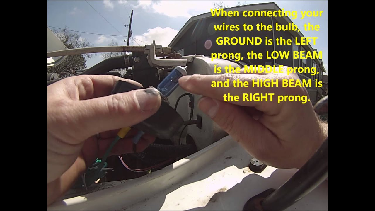 hight resolution of part 2 jeep wrangler yj headlight diy relay wiring harness upgrade testing relays and wires