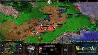 Infi(HU) vs Moon(NE) - Game 2 - WarCraft 3 Frozen Throne - RN2890
