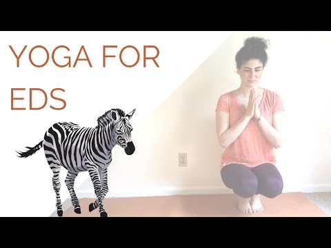 Yoga for Hypermobility - Ehlers Danlos Syndrome (EDS)
