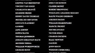 These Are The Names... (BRAINEATER JONES Book Trailer I)