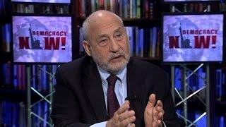 Nobel Laureate Joseph Stiglitz on