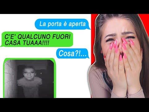 CHAT PIÙ INQUIETANTE DI SEMPRE!! Messaggi dall'EX!