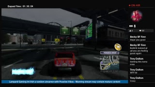 Road Rage in Paradise City lol #BurnoutParadiseRemastered - PS4