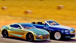 FORZA HORIZON 3 - AGORA O NISSAN GT-R DO GETAWAY DRIVER PERDE? BENTLEY EXP 10 SPEED 6 CONCEPT - G27
