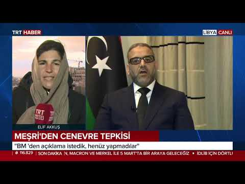 Libya'da Trablus saldırısı sonrası gelişmeler