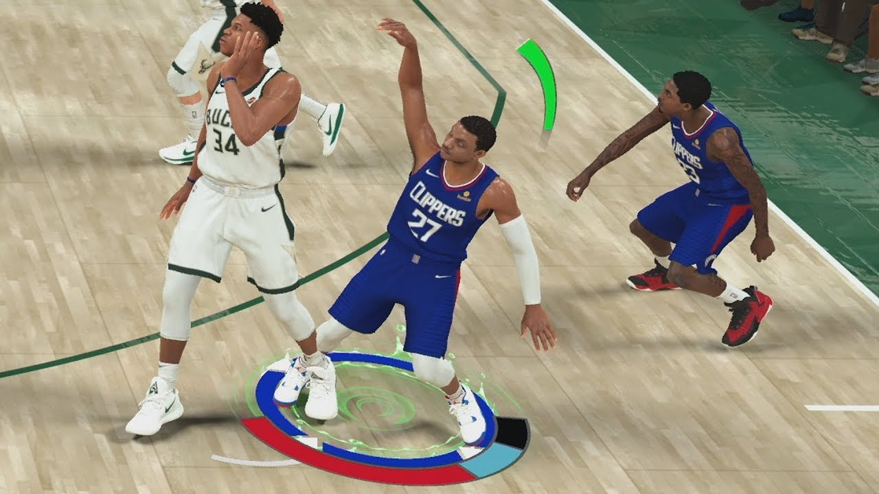 NBA 2K20 My Career EP 24 - Giannis 53 Points!