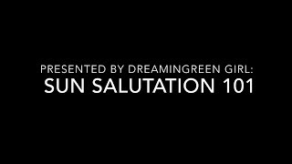 Dreamingreen Sun Salutation