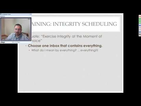 CCSalesPro Show #1  Organized with Integrity - A Weekly Show for Merchant Services Agents