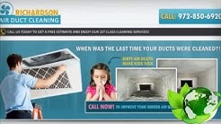 Air Duct Cleaning Richardson