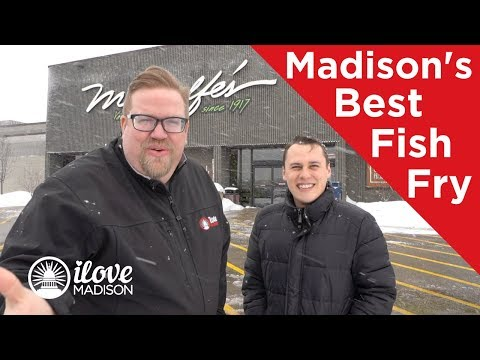 Best Fish Fry In Madison WI  (February 2019)