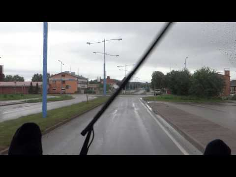 OurTour: Driving a Motorhome on the E75 Through the Arctic in Finland