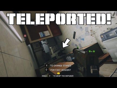 I Rappeled Through A Wall - Rainbow Six Siege Highlights