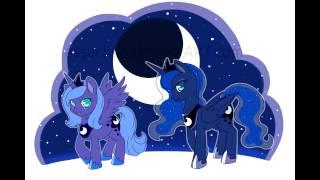 My Little Pony: FiM Drawing progress (Part 2: Princess Luna and the Mane Six)