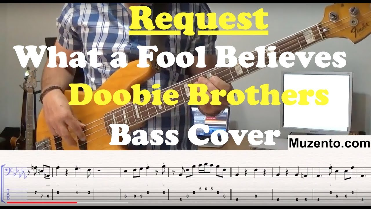 What a fool believes bass cover request youtube what a fool believes bass cover request hexwebz Choice Image