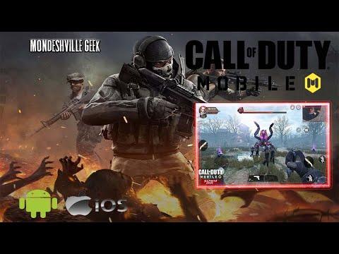 Call of Duty Mobile. Режим зомби взаимные подписки лайки дед стрендинг фиксики