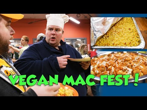 BoxMac 102: Vegan Mac Fest Cook Off