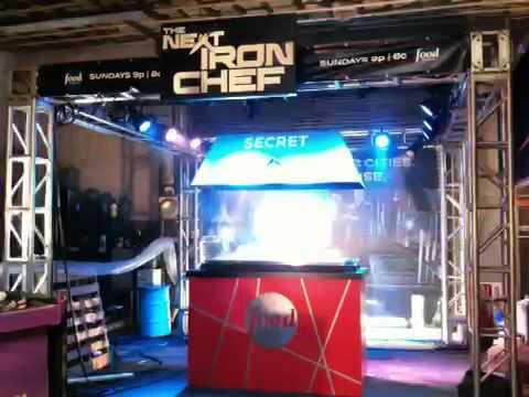Iron Chef NYC