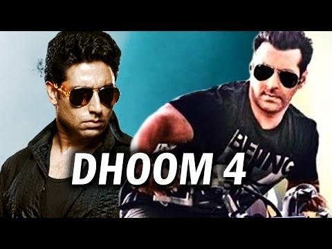 Abhishek Bachchan Out Of Dhoom 4 Coz Of Salman Khan?