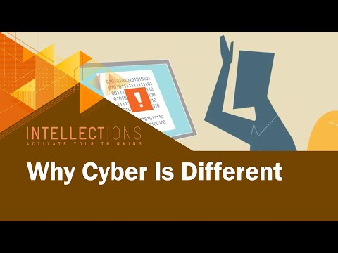 Why Cyber Is Different