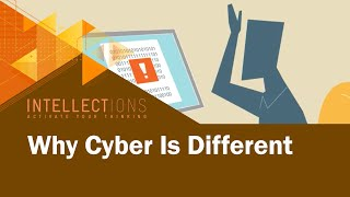 Gambar cover Why Cyber Is Different