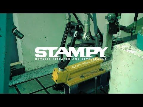 ODYSSEY BMX | 2019 Stampy Fork Test