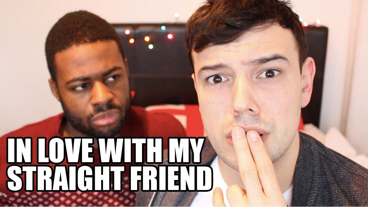 I blew my straight friend