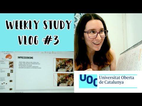 Productividad, consejos y prácticas · STUDY VLOG #3 | Christine Hug