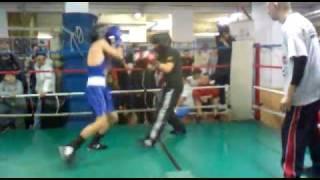 Torneo Soft Boxe Roma CasalBruciato 18 Dicembre 2011