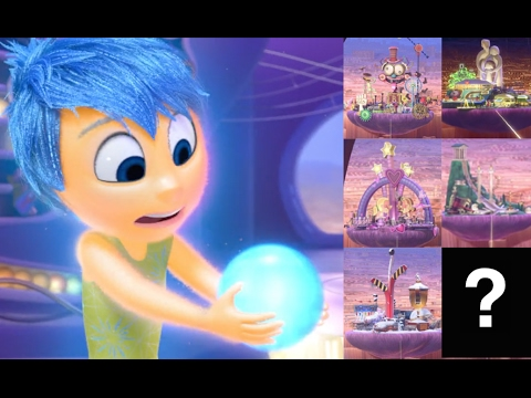 Pixar Theory: Riley's 6th Island of Personality!