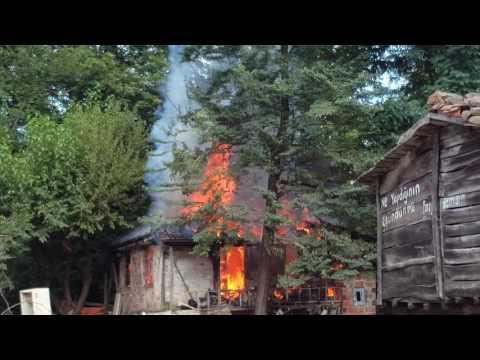 Ordu ulubey şahinkaya mah gölerası sokak sami temel in de yangın.