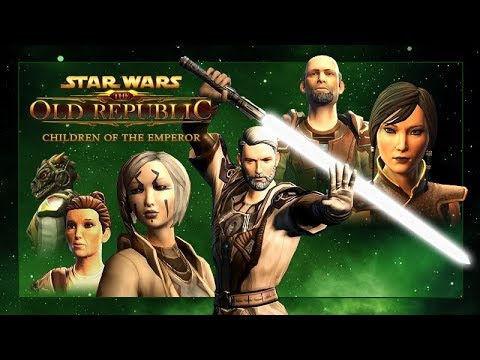 STAR WARS: The Old Republic – The Movie – Children of the Emperor 【Jedi Consular Storyline】