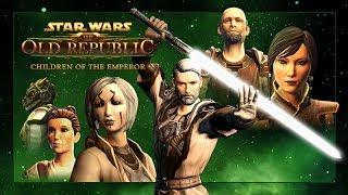 STAR WARS: The Old Republic – The Movie – Children of the Emperor 【Jedi Consular Storyline】