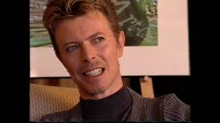 David Bowie on The Man Who Sold The World and Kurt Cobain (Nirvana)