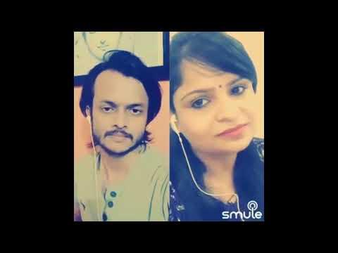 Teri Bindiya   Shilajit & Anjishri   Abhimaan   Old is Gold   Smule collab thumbnail