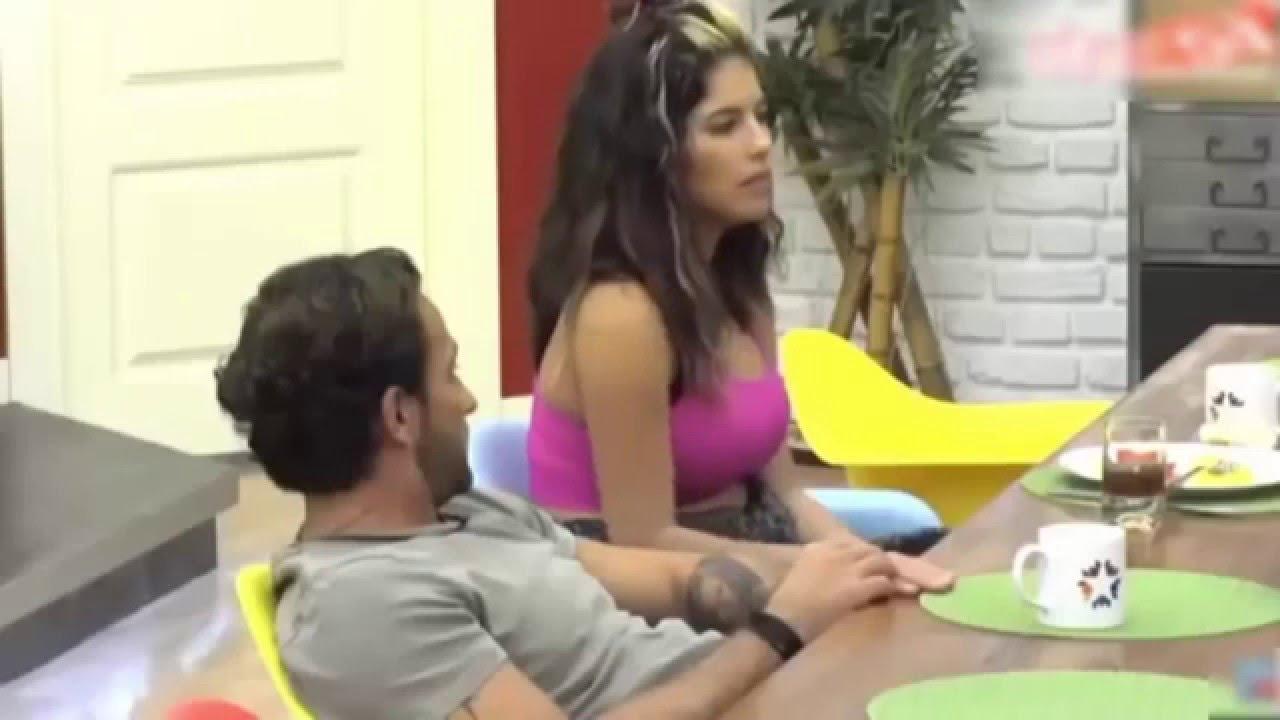 Big Brother Türkiye [İdil Naz Kaluç Tüm Frikikleri] [HD] 10.02.2016