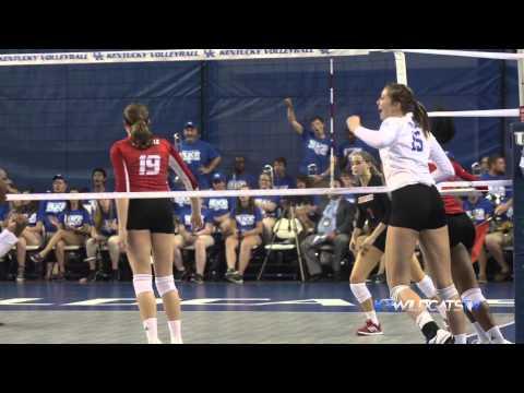 VB: Kentucky 3 Louisville 1
