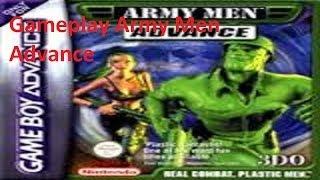 Gameplay Army Men Advance Game Boy Advance