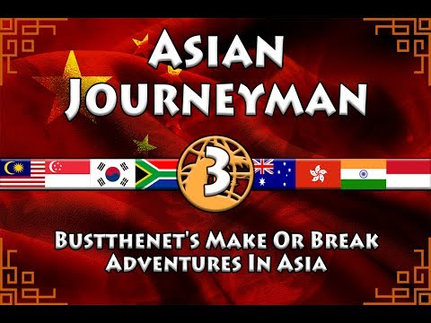 Asian Journeyman 3 | We taste our first defeat | Football Manager 2017