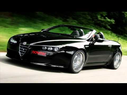 alfa romeo spider convertible youtube. Black Bedroom Furniture Sets. Home Design Ideas