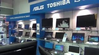 видео магазин ноутбуков