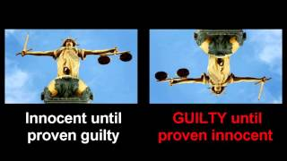 Guilty of RAPE until proven innocent: Justice in the UK