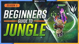 HOW TO JUNGLE - Tнe BEST Beginners Jungle Guide for Season 11! - League of Legends