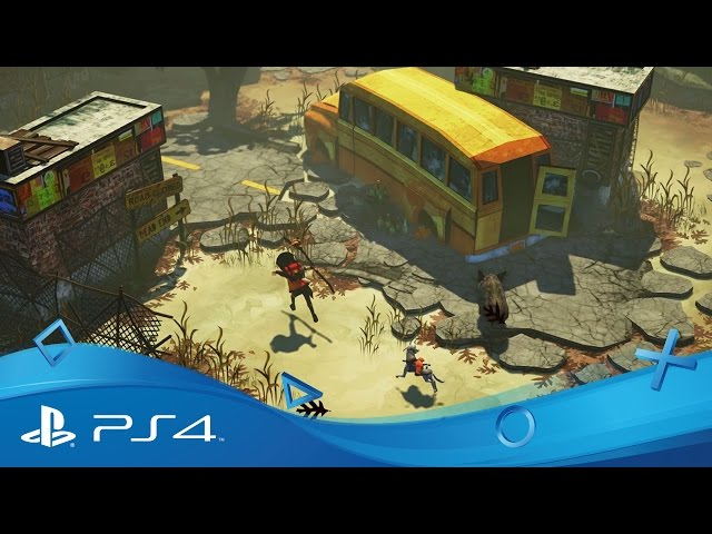 The Flame in the Flood: Complete Edition | Announce Trailer | PS4